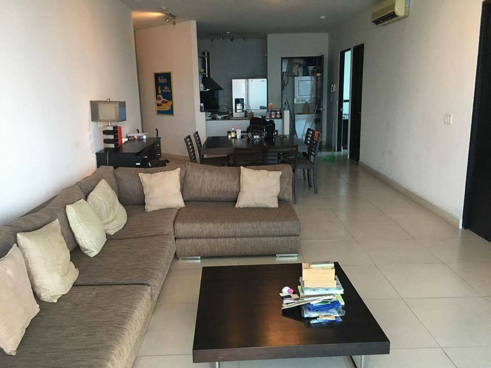Furnished Apartment For Rent Ave Balboa Panama City