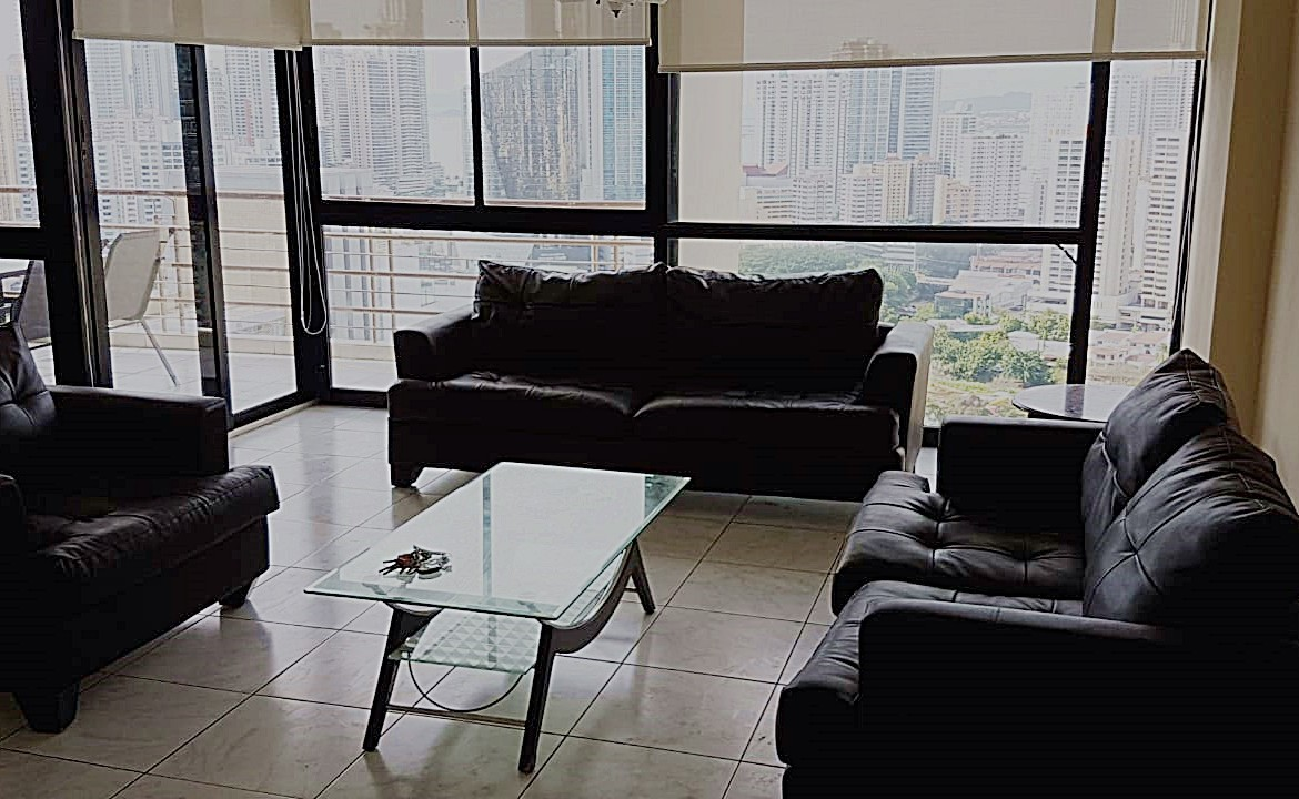 Furnished Apartment For Rent In Panama City Obarrio